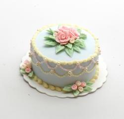 Victorian Lace Cake Recipe