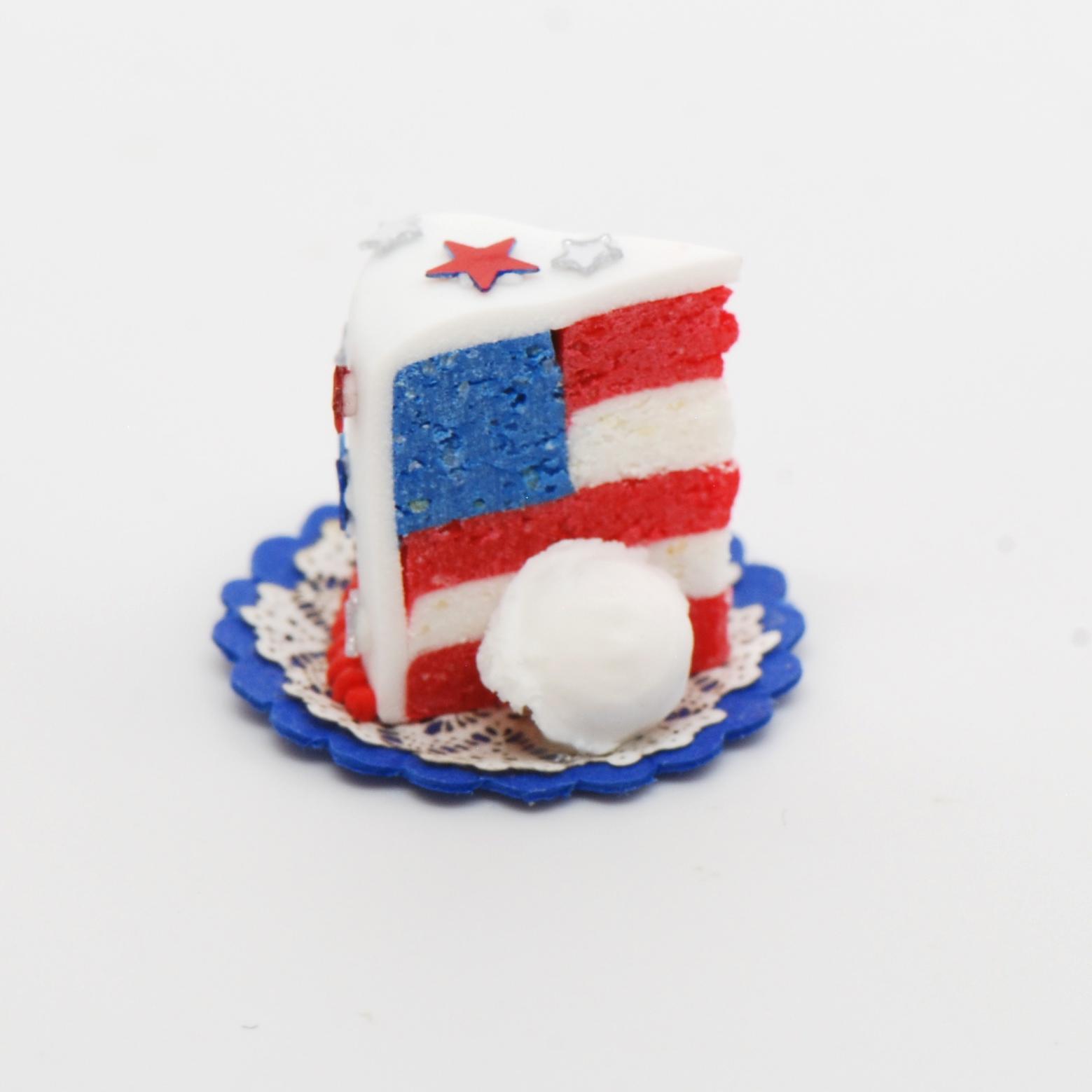 American Flag Cake Tina Fey