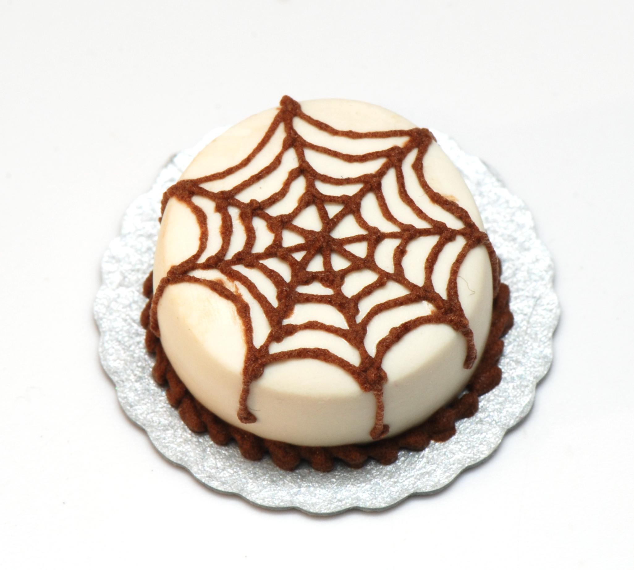 Spider Web Cake Recipe