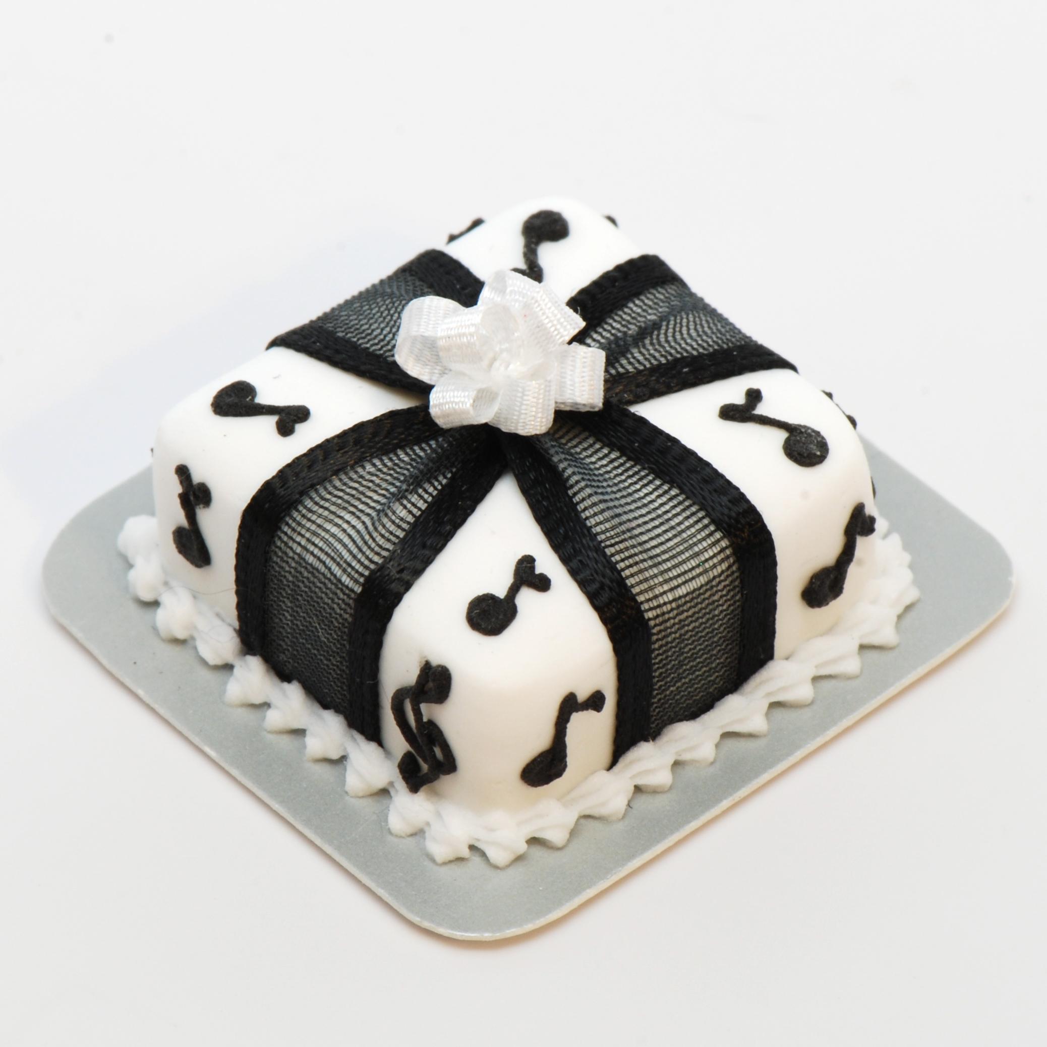 Music Birthday Cake For Gailee