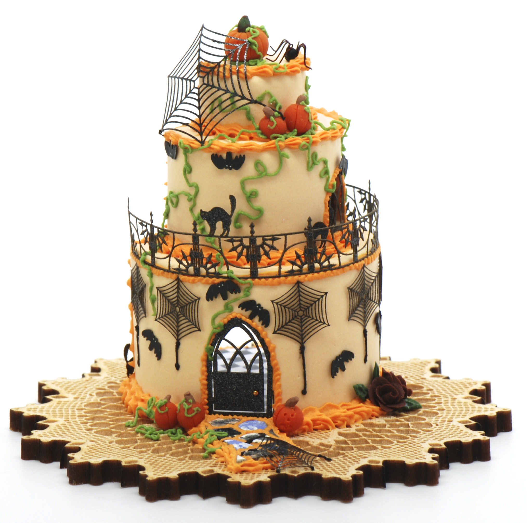 Cake House On A Farm