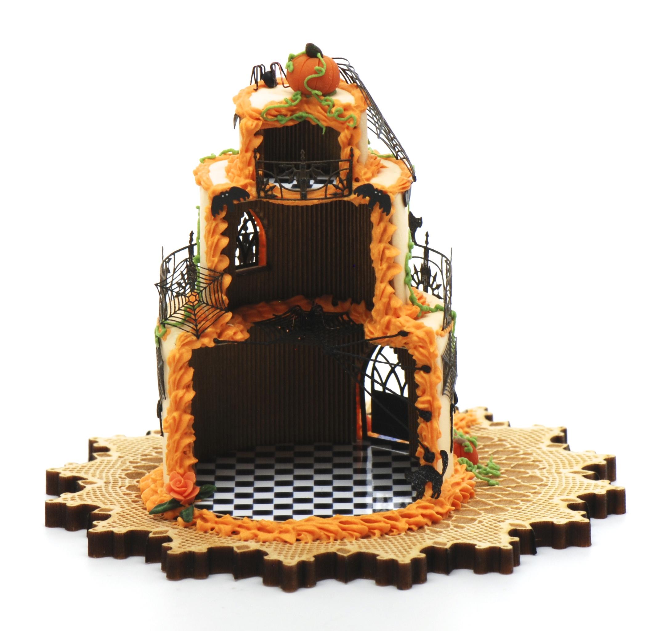 Easy Halloween Cake Decorating Ideas