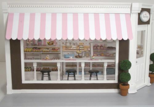 Cupcake Shop 2 Stewart Dollhouse Creations