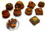 Pumpkin Cakes Everywhere!