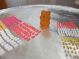 Gummy Bears by Susanne using the mold #2