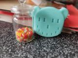Gummy Bears by Susanne using the mold #1