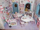 "Kathie Alexander's Beautiful ""Cupcake Cottage"" #2"