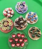 Joan and June make cupcakes & cookies with our molds!
