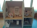 Barb Antol's Adorable 1:48 Tea and Cake Shop