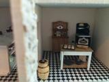 Barb Antol's Adorable 1:48 Tea and Cake Shop