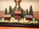 Frances Gerardi Log Cabins #1