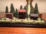 Frances Gerardi Log Cabins #2