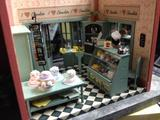 This is a beautiful shop created by Dale Lovett