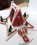 Santa's Retreat by Charlotte Serold