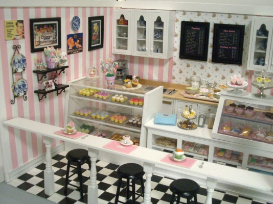 Gallery | Stewart Dollhouse Creations