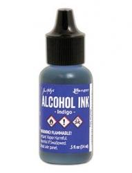 Indigo Alcohol Ink