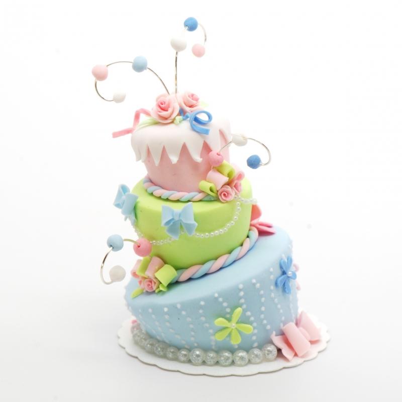 Wonky Cake Class In Seattle Stewart Dollhouse Creations